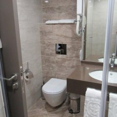 Отель Interhotel Cherno More 4* Стандартный номер с различными типами кроватей фото 6