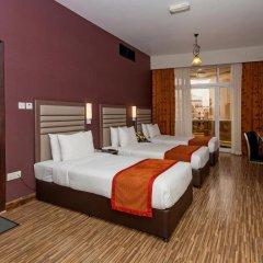 Florida International Hotel 2* Стандартный номер с различными типами кроватей фото 16