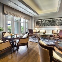 The Fullerton Hotel Singapore 5* Номер Делюкс с различными типами кроватей