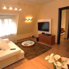 Hotel Evropa 4* Люкс повышенной комфортности с различными типами кроватей фото 14
