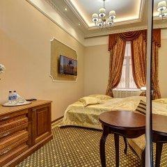 Мини-Отель Beletage 4* Номер Комфорт с различными типами кроватей фото 11
