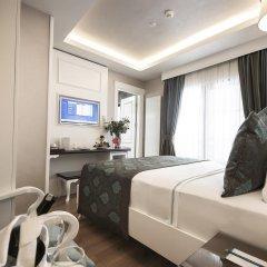 Antusa Palace Hotel & Spa 4* Стандартный семейный номер с двуспальной кроватью фото 3