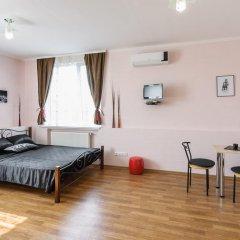 Гостиница Колумб Студия разные типы кроватей фото 30
