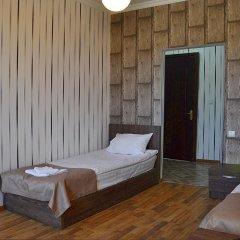 Отель Athletics 2* Стандартный семейный номер с двуспальной кроватью фото 2