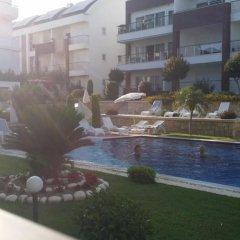 Отель Side Agora Residence Сиде бассейн