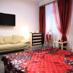 Отель Home Slava White Улучшенный номер фото 10