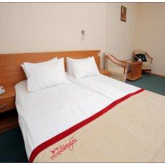Гостиница Колибри Улучшенный номер с двуспальной кроватью фото 8