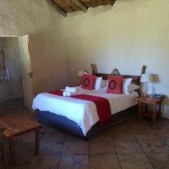 Отель Chrislin African Lodge комната для гостей фото 4