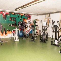 myNext - Summer Hostel Salzburg фитнесс-зал