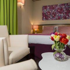 Отель Hôtel Paris Louis Blanc - Paris 10 3* Стандартный номер с различными типами кроватей фото 7