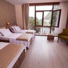 Hanedan Suit Hotel Люкс повышенной комфортности с различными типами кроватей фото 11