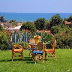 Отель Case Sicule - Villa del Levante Поццалло пляж