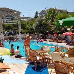 Mutlu Apart Hotel Турция, Дидим - отзывы, цены и фото номеров - забронировать отель Mutlu Apart Hotel онлайн бассейн фото 3