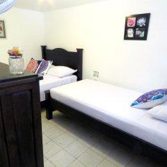 Отель Hostal Pajara Pinta Стандартный номер с различными типами кроватей фото 3