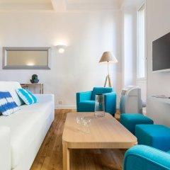 Отель Pont Vieux - 2 Chambres - Vieux Nice комната для гостей фото 2
