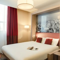 Отель Aparthotel Adagio Liverpool City Centre 4* Студия с различными типами кроватей фото 5