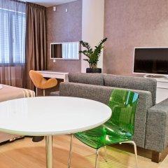 Отель Wenceslas Square Terraces Апартаменты Премиум с различными типами кроватей фото 6