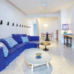 Отель COMO Point Yamu, Phuket Стандартный номер с двуспальной кроватью фото 4