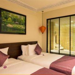 Royal Riverside Hoi An Hotel 4* Номер Делюкс с различными типами кроватей