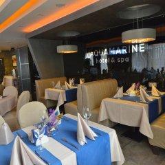 Гостиница AQUAMARINE Hotel & Spa в Курске 4 отзыва об отеле, цены и фото номеров - забронировать гостиницу AQUAMARINE Hotel & Spa онлайн Курск питание фото 2