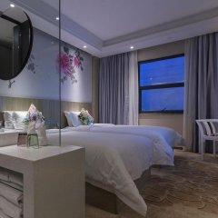PACO Hotel Guangzhou Dongfeng Road Branch 3* Улучшенный номер с различными типами кроватей фото 3