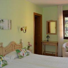 Отель Las Anjanas de Isla Испания, Арнуэро - отзывы, цены и фото номеров - забронировать отель Las Anjanas de Isla онлайн комната для гостей фото 2