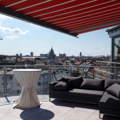 Отель City Aparthotel München Германия, Мюнхен - 2 отзыва об отеле, цены и фото номеров - забронировать отель City Aparthotel München онлайн