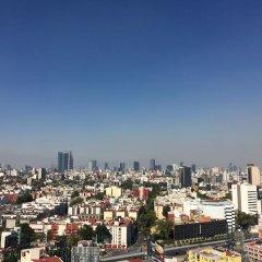Отель Napoles Condo Suites Мексика, Мехико - отзывы, цены и фото номеров - забронировать отель Napoles Condo Suites онлайн фото 2