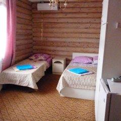 Гостиница Эко Дом комната для гостей фото 5