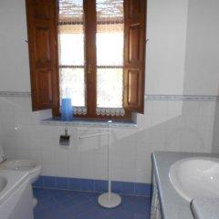 Отель Podere Il Biancospino Кьянчиано Терме ванная