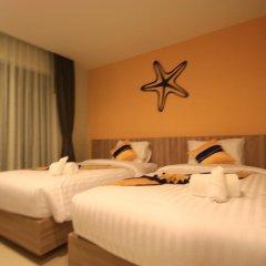 Отель Di Pantai Boutique Beach Resort 4* Стандартный номер с разными типами кроватей фото 9