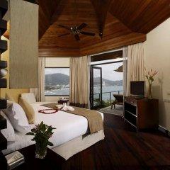 Отель IndoChine Resort & Villas 4* Вилла с разными типами кроватей фото 16
