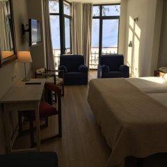 Hotel Edelweiss Candanchu 3* Стандартный семейный номер с двуспальной кроватью фото 4