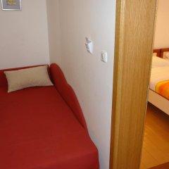 Garni Hotel Fineso 3* Стандартный номер с различными типами кроватей фото 3