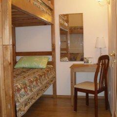 Томас Хостел Кровать в женском общем номере с двухъярусной кроватью