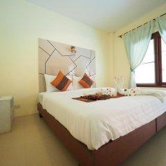 Отель Lanta Fevrier Resort 2* Стандартный номер с различными типами кроватей фото 3