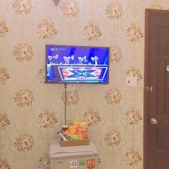 Отель Mr Tran (Blue Motel) 2* Стандартный номер с различными типами кроватей фото 6
