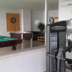 Отель Side Agora Residence Сиде фитнесс-зал