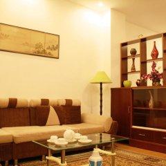 N.Y Kim Phuong Hotel 2* Люкс с различными типами кроватей фото 8