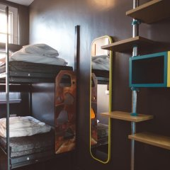 Clink78 Hostel Номер Prison cells с двухъярусной кроватью (общая ванная комната) фото 6