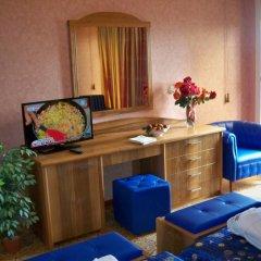 Taormina Park Hotel 4* Стандартный номер двуспальная кровать фото 3