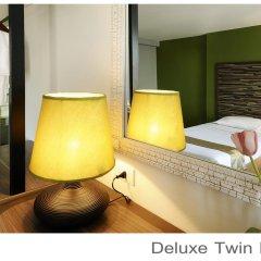 Отель Rambuttri Village Inn & Plaza 3* Номер категории Премиум с различными типами кроватей фото 5