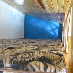 Hotel Ecológico Temazcal Стандартный семейный номер с двуспальной кроватью фото 3
