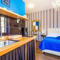 Апартаменты Captain's Apartments Улучшенная студия с различными типами кроватей фото 24