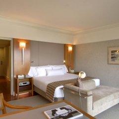 Отель Fairmont Singapore 5* Номер Делюкс фото 5