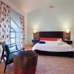 Отель VH Gran Ventana Beach Resort - All Inclusive 4* Улучшенный номер с различными типами кроватей фото 3