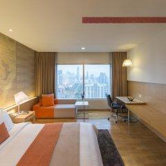 Pathumwan Princess Hotel 5* Стандартный номер с различными типами кроватей фото 14