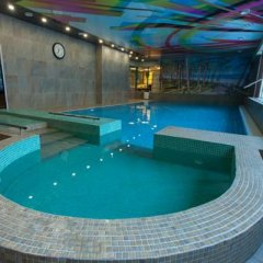 Отель Narva-Joesuu SPA and Sanatorium 3* Стандартный номер с различными типами кроватей фото 8