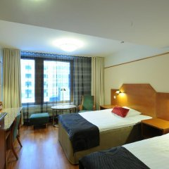 Отель Marski by Scandic 5* Стандартный номер с разными типами кроватей фото 8