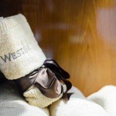 Отель The Westin Warsaw Польша, Варшава - 3 отзыва об отеле, цены и фото номеров - забронировать отель The Westin Warsaw онлайн ванная фото 2